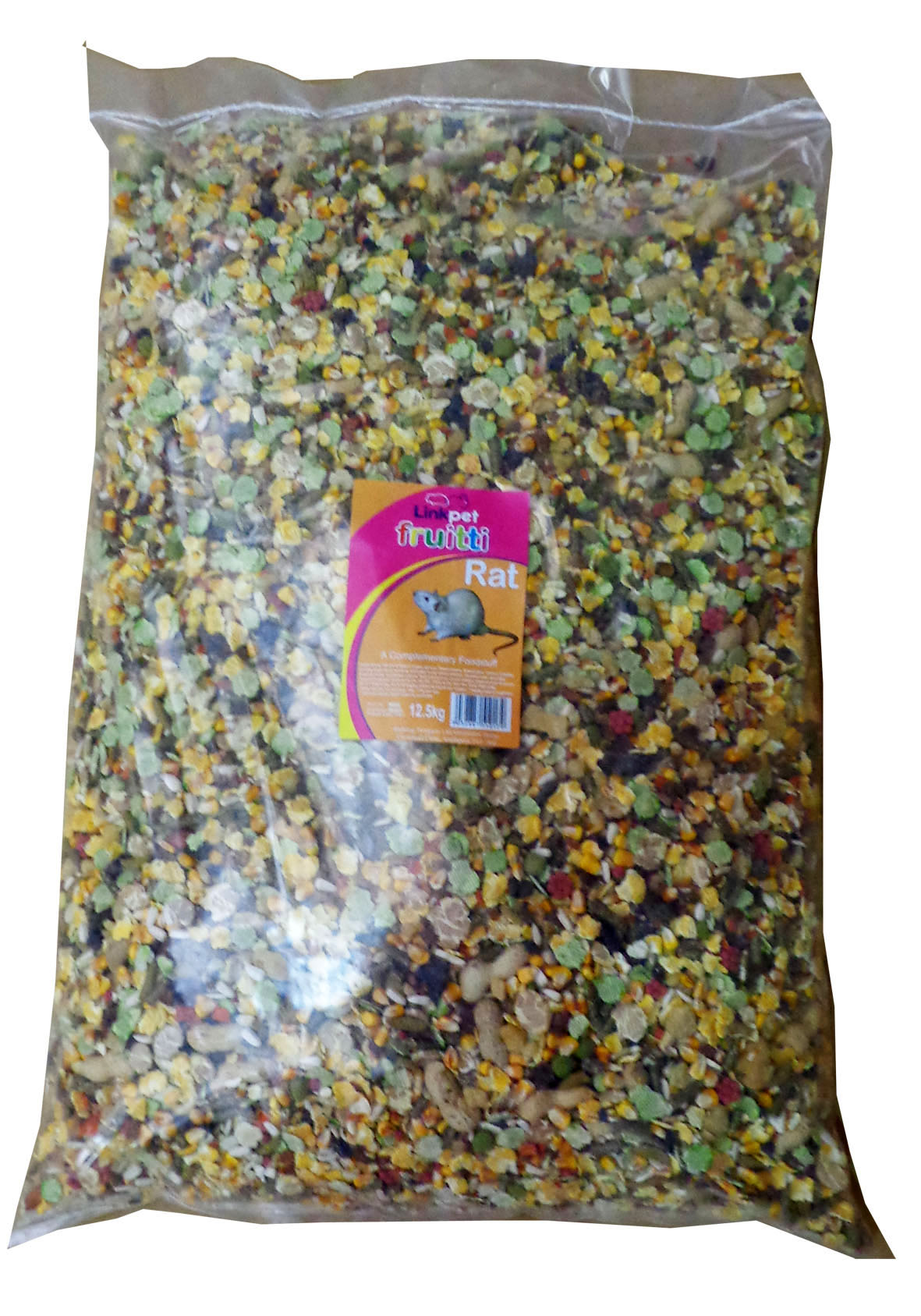 Food Fruitti Rat 12.5 kg