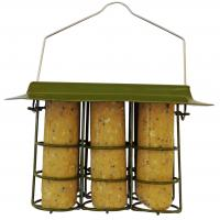 Mini Suet Log Feeder