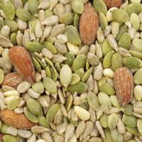 Mixed Seeds And Almonds